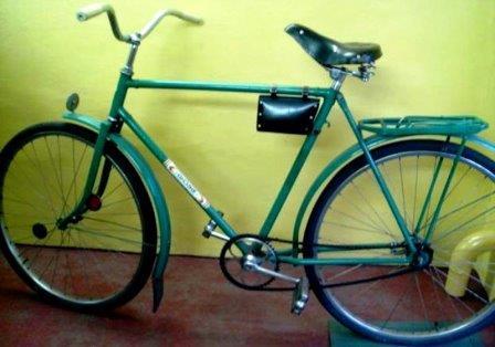 Советский велосипед Орленок
