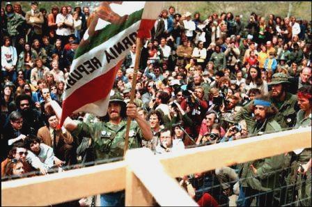 Антивоенные протесты в Америке в 1971 году